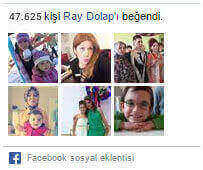 Facebook Ray Dolap